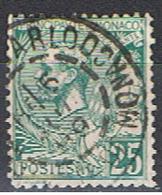 MONACO 7 // YVERT 25 // 1901 - Monaco