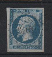 PC  3101,  Oise - Marcophilie (Timbres Détachés)