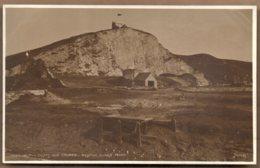 Weston Super Mare Uphill Cliffs & Church Not Posted - Weston-Super-Mare