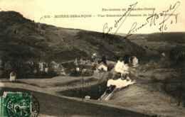 25 - MORE-BESANCON - Vue Générale Et Chemin De Fer De Morteau - France