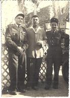 """""""SOUVENIR DE TLEMCEN AVEC DES AMIS DE LA LEGION""""  28:3:57 PHOTO SEPIA 1907 - Guerra, Militari"""