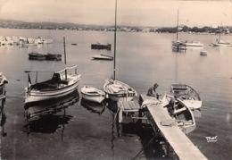CAP D ANTIBES Port De L Olivette 4(scan Recto-verso) MA1060 - Cap D'Antibes - La Garoupe