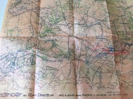 Carte EM 1917 - Documents
