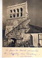15 NEUSSARGUES MOISSAC L'Eglise, Carte Photo Monier - France