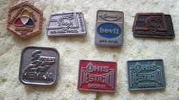 CHEMISTRY 7 OLD BADGES - Badges
