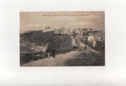Granville En 1905..La Vieille Et La Nouvelle Route De Coutances...Voir Scan - Granville