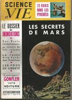 SCIENCE Et VIE N° 450 Mars 1955 - 72 Ours Dans Les Pyrénées, Le Dossier Des Inondations Etc - Science