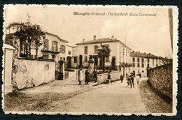 CARTOLINA CV2699 MISSAGLIA (Lecco LC) Via Garibaldi, Casa Caversasio, FP, Viaggiata 1931 Per Serravale Scrivia, - Lecco