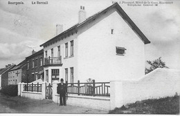 1 CPA 1913 Bourgeois (Rixensart) - Le Bercail - Edit J. Pierrard - Rixensart