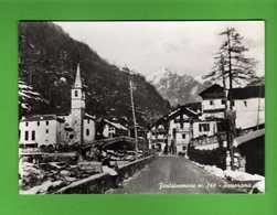 FONTAINEMORE - PANORAMA .  Viaggiata 1957.   Vedi Descrizione - Italia