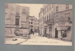CPA (06) Le Cannet  -  Rue Centrale - Le Cannet