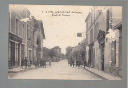 CPA (24) Javerlhac - Route De Nontron - Other Municipalities