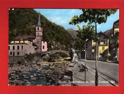FONTAINEMORE - TORRENTE LYS .  Viaggiata 1962.   Vedi Descrizione - Italia