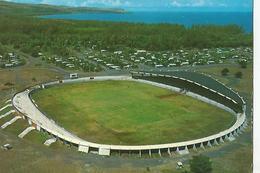 Ile De La Réunion St Paul Le Stade Vu D 'avion - Saint Paul