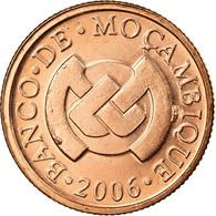 Monnaie, Mozambique, Centavo, 2006, TTB, Copper Plated Steel, KM:132 - Mozambique