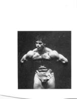 PHOTO HOMME   EN MAILLOT DE BAIN CULTURISME CULTURISTE    FORMAT   14 X 11 CM - Sports