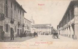 MAGENTA - PIAZZA UMBERTO I - Milano (Milan)