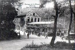 Barrage De La GIleppe Hôtel Du Lion De La Gileppe Animation Propriétaire Thibert-Voss Dolhain - Jalhay