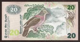 SRI LANKA. 20 Rupees 1979 Without Date, Sign., Serial Nº. - Sri Lanka