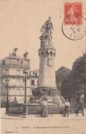 10 - TROYES - Le Monument Des Enfants De L'Aube - Troyes