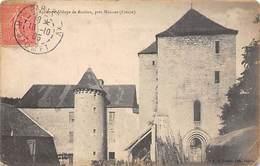 Ancienne Abbaye De BONLIEU Près Mainsat - Très Bon état - Frankreich