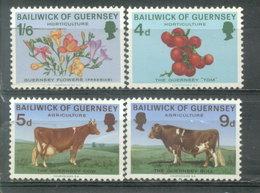 GUERNSEY  ESTAMPILLAS - YVERT 26/29  (#1053) - Guernsey