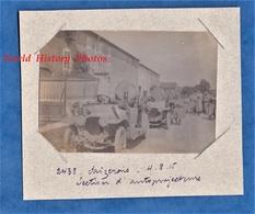 Photo Ancienne - SAIZERAIS ( Meurthe Et Moselle ) - Section D' Auto Projecteur / Génie - 1915 - WW1 Histoire Patrimoine - Guerra, Militari