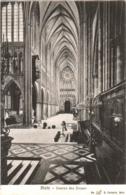 CPA 57 (Moselle) Metz - Intérieur De La Cathédrale TBE Carte Allemande - Metz
