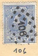 9N-979: N°19: Ps106: TILBURG - Gebruikt