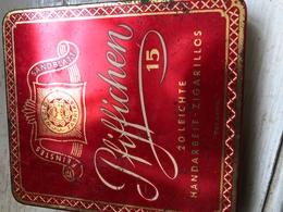 Boites à Cigarres Vides - Tabaksdozen (leeg)