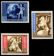 DEUTSCHES REICH 1942 Nr 820-822 Postfrisch S806BBE - Allemagne