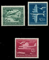 DEUTSCHES REICH 1944 Nr 866-868 Postfrisch X87C602 - Allemagne