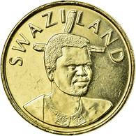 Monnaie, Swaziland, King Msawati III, Lilangeni, 2005, British Royal Mint, TTB - Swaziland
