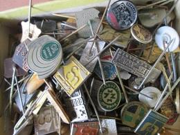 SERBIA-YUGOSLAVIA, 150+ OLD BADGES, - Badges