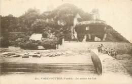"""CPA FRANCE 85 'Ile De Noirmoutier, La Pointe Du Cob"""" - Ile De Noirmoutier"""