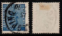 N904. SWEDEN 1858-1861. SC#: 8 - USED -  SCV: US$ 1.85 ++ - Oblitérés