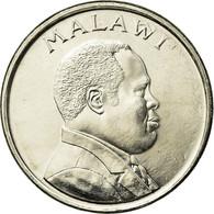 Monnaie, Malawi, 10 Tambala, 1995, TTB, Nickel Plated Steel, KM:27 - Maldivas