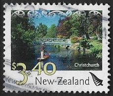 New Zealand 2010 Definitive $3.40 Good/fine Used [27/23914/ND] - Usati