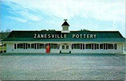 Ohio Zanesville The Zanesville Pottery - Zanesville
