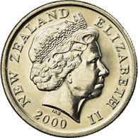 Monnaie, Nouvelle-Zélande, Elizabeth II, 5 Cents, 2000, SPL, Copper-nickel - Nouvelle-Zélande