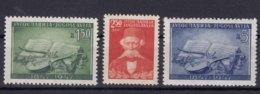 Yugoslavia Republic 1947 Mi#533-535 Mint Hinged - 1945-1992 Socialistische Federale Republiek Joegoslavië