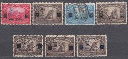 Yugoslavia Kingdom 1922 Mi#162-168 Used - Used Stamps