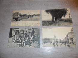 Grand Lot De 100 Cartes Postales De Belgique        Groot Lot Van 100 Postkaarten Van België - Cartes Postales