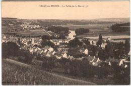 51dr 125 CPA - SAACY SUR MARNE - LA VALLEE DE LA MARNE - Autres Communes