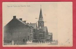 Viesville-Sarts - Vue De L'Eglise - 1911 ( Voir Verso ) - Pont-à-Celles