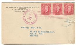 16805 - Pour La France - Honduras