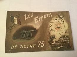 Militaire Guerre .carte Photo Régiment - 1914-18