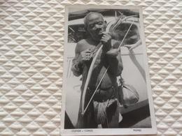 BS - 1900 - Uganda - Congo - Pigmies - Bogenschiessen