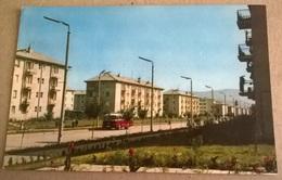VEDERE DIN ORASUL - AUTOBUS (201) - Romania