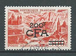 REUNION 1951 .Poste Aérienne  N° 50 Oblitéré . - Réunion (1852-1975)